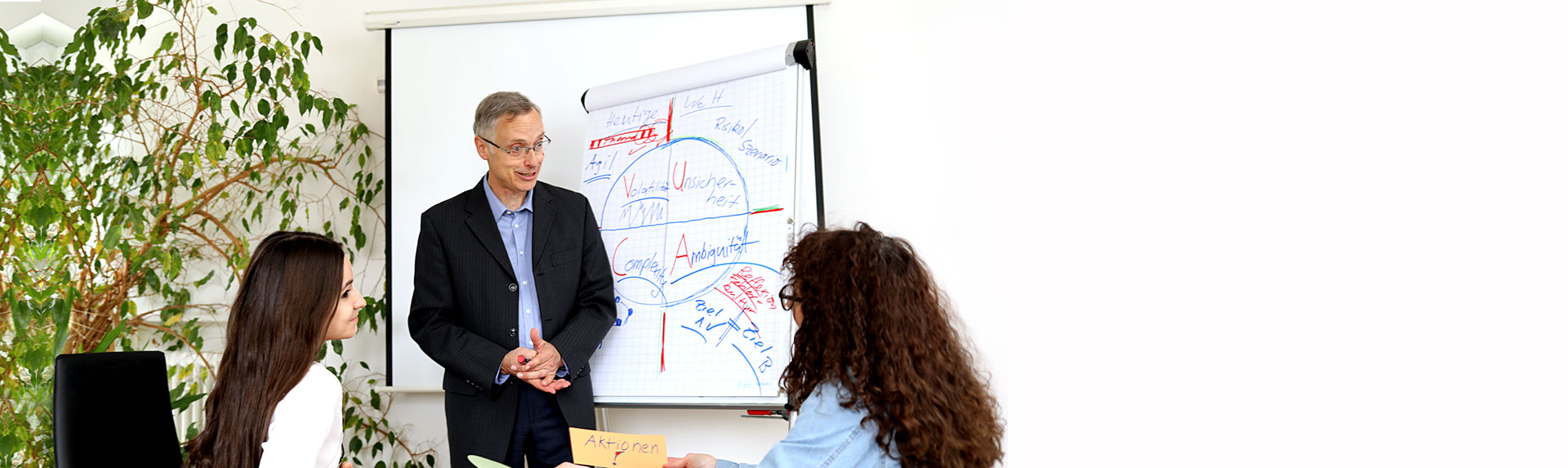 Team-Coaching mit Prof. Dr. Ulrich Lenz